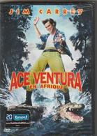 DVD   Ace Ventura En Afrique  Avec Jim Carrey      Etat: TTB Port 110 Gr - Cómedia