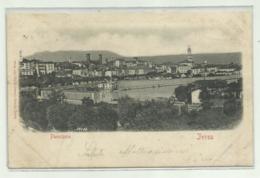 IVREA - PANORAMA  VIAGGIATA  FP - Italy