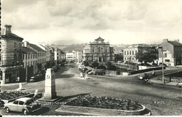 REAL PHOTOGRAPHIC POSTCARD - THE SQUARE - NEWRY - COUNTY DOWN - Down