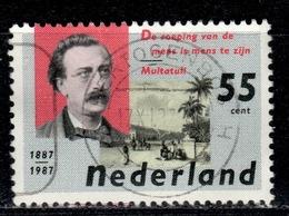 NL+ Niederlande 1987 Mi 1313 Literatur - Period 1980-... (Beatrix)