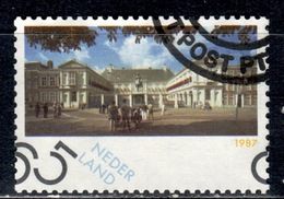NL+ Niederlande 1987 Mi 1327 Palast - Period 1980-... (Beatrix)