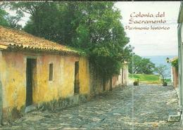 ( URUGUAY  )( COLONIA DEL SACRAMENTO  )CALLE DE LOS SUSPIROS.SUSPIROS STREET - Uruguay