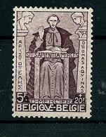 Cardinal Mercier N° 349 (**) Mais Adhérence !!! (côte Avec Ch. 110 €) - Neufs