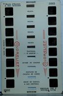 COLORELIEF   20005    MEXIQUE -  ROUTE D'OAXACA À SAN CRISTOBAL - Visionneuses Stéréoscopiques