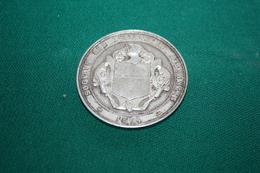 RARE - SOCIETE DES CHEVALIERS DIJONNAIS - TIR - DIJON - COTE D'OR - 1867 - Tir à L'Arc