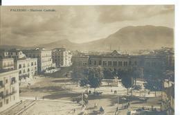 PALERMO  ( ITALIE )     STAZIONE CENTRALE - Palermo