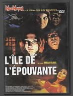 DVD L'île De L'épouvante - Horreur