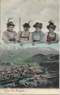 1905 -  GLOGGNITZ , Gute Zustand,  2 Scan - Neunkirchen