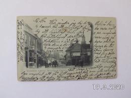 Waltham. - Eleanor Cross. Waltham Cross. (1 - 1 - 1902) - Londen - Buitenwijken