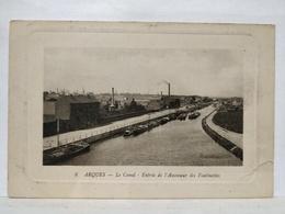 Arques. Canal - Arques
