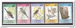 Antigua @ Barbuda 1984 Birds MNH - Uccelli