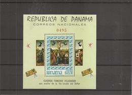 Religieux ( BF 66 XXX -MNH- Du Panama) - Religieux