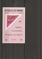 Panama - Espace ( BF 20 XXX -MNH) - Panamá