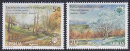 Serbia 2020 European Nature Protection, MNH (**) - Serbia