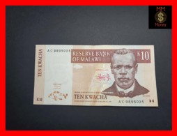 MALAWI 10 Kwacha 1.7.1997  P. 37  XF \ AU - Malawi