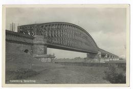 Culemborg Spoorbrug 1937 Gelderland Postkarte Ansichtskarte - Culemborg