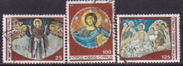 Cyprus 1981 SG #581-83 Compl.set Used Christmas - Cyprus (Republic)
