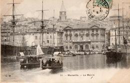 MARSEILLE - La Mairie - - Marseille
