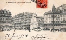 MARSEILLE -  Le Quai De La Fraternité - - Marseille
