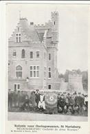 St. Mariaburg . Kolonie Voor Oorlogswezen (Castel Del Vino ) 5 Postkaarten Niet Gebruikt . - Belgien