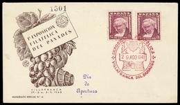 Spanien, 941 (2), Brief - Espagne