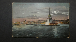 Constantinople Tour De Leandre Night Turkey - Turkey