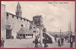 TROGIR - TRAU - Porta Marina. Croatia A232/64 - Croatia