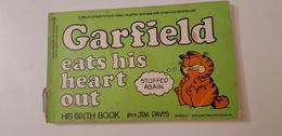 GARFIELD: 6 - BD Britanniques