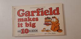 GARFIELD:10 - BD Britanniques