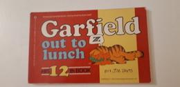 GARFIELD:12 - BD Britanniques