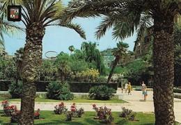 Espagne Palma De Mallorca Jardins Du S'hort Del Rei (2 Scans) - Palma De Mallorca