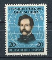 Bund MiNr. 155 Postfrisch - Unused Stamps