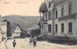 Poland - DUSZNIKI-ZDROJ Bad Reinerz - Badestrasse M. Post - Pologne