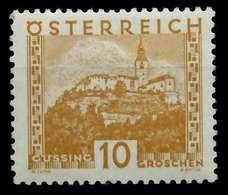 ÖSTERREICH 1929 Nr 498 Ungebraucht X7ABB42 - Ungebraucht