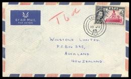 1961, Fiji, 146 U.a., Brief - Fidji (1970-...)
