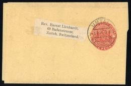 1904, Britisch Südafrika Gesellschaft, S 2, Brief - Altri - Africa