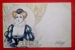 """CPA """"1540"""" - Les Annonciatures - Jack Abeillé - Künstlerkarten"""