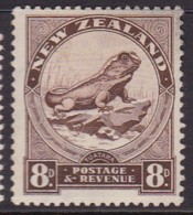 New Zealand 1936 P.14x13.5 SG 586 Mint Hinged - Unused Stamps