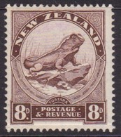 New Zealand 1942 P.14x14.5 SG 586d Mint Hinged - Unused Stamps