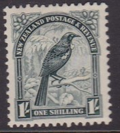 New Zealand 1936 P.14x13.5 SG 588 Mint Hinged - Unused Stamps