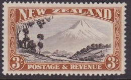 New Zealand 1935 P. 13-14x13.5 SG 569 Mint Hinged - Unused Stamps