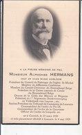 Alphonse Hermans (1850-1929) - Images Religieuses