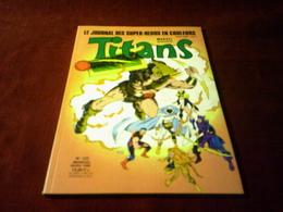 TITANS °   N° 122  MARS   1989 - Spidey