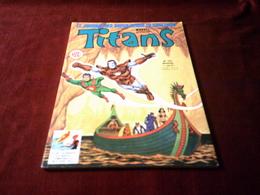 TITANS °   N° 107  ANNEE  1987 - Spidey