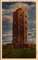 Minnesota Duluth Enger Memorial Tower Curteich - Duluth