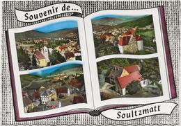 CPSM Soultzmatt  Multivues - France