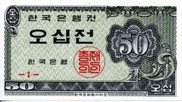 50 Jeon 1962 - Corée Du Nord