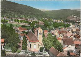 CPSM Soultzmatt L'église - France