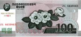 100 Won 2013 - Corée Du Nord