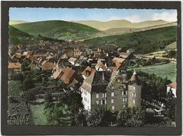 CPSM Soultzmatt  Le Chateau De Wagenbourg - France